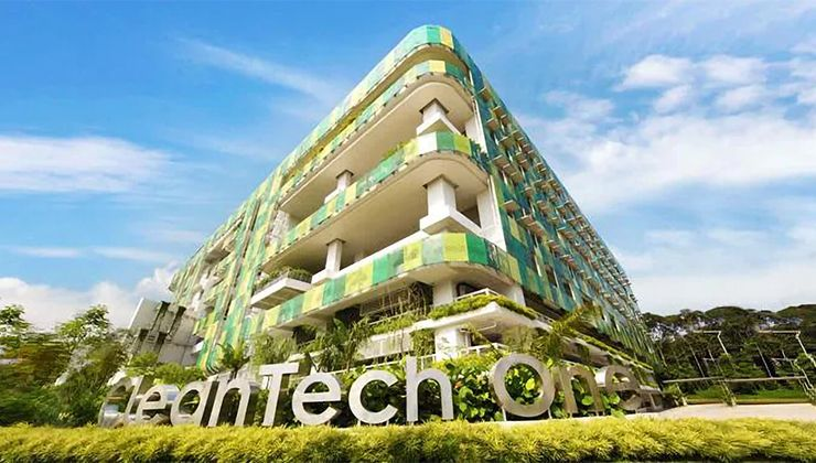JTC CleanTech One